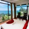 Phòng ngủ trực diện biển