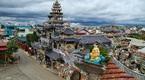 Chùa Linh Phước – ngôi chùa ve chai độc đáo ở Đà Lạt