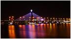 Cầu quay sông Hàn là biểu tượng của Đà Nẵng và là cây cầu quay dây văng duy nhất tại Việt Nam