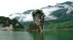 Ghé thăm hồ thủy điện Na Hang - Hạ Long giữa đại ngàn