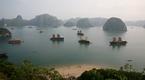 Vịnh Hạ Long đứng thứ 2 trong 10 điểm đến sông nước hấp dẫn nhất thế giới