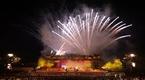 Bắn pháo hoa tầm cao tại lễ khai mạc và bế mạc Festival Huế 2014