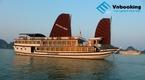 Khám phá Vịnh Hạ Long trên du thuyền cao cấp