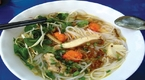 Bún cá Lóc - Đặc sản Kiên Giang