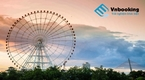 """Ấn tượng """"Vòng quay mặt trời - Sun Wheel""""  tại Đà Nẵng"""