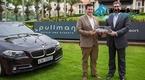 Pullman Danang Beach Resort nhận siêu xe từ BMW Việt Nam