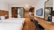 Căn hộ 2 phòng ngủ 1 toilet - tầng 9