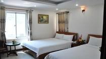 Phòng 2 giường đôi hướng núi, biển
