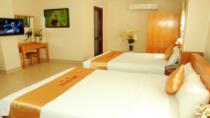 Phòng 3 giường đôi
