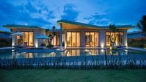 Beachfront (seaview) villa 3 bed room