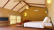 Pool Villa Triple Bed with Ocean View
