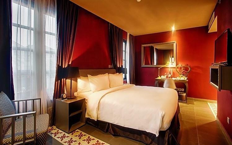 Phòng ngủ 1 giường đôi 2
