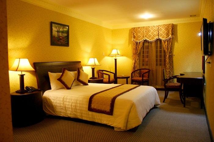 Phòng ngủ 1 giường đôi