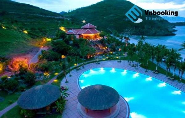 ấn Tượng Kiến Truc Của Furama Resort Danang Resort đa Nẵng